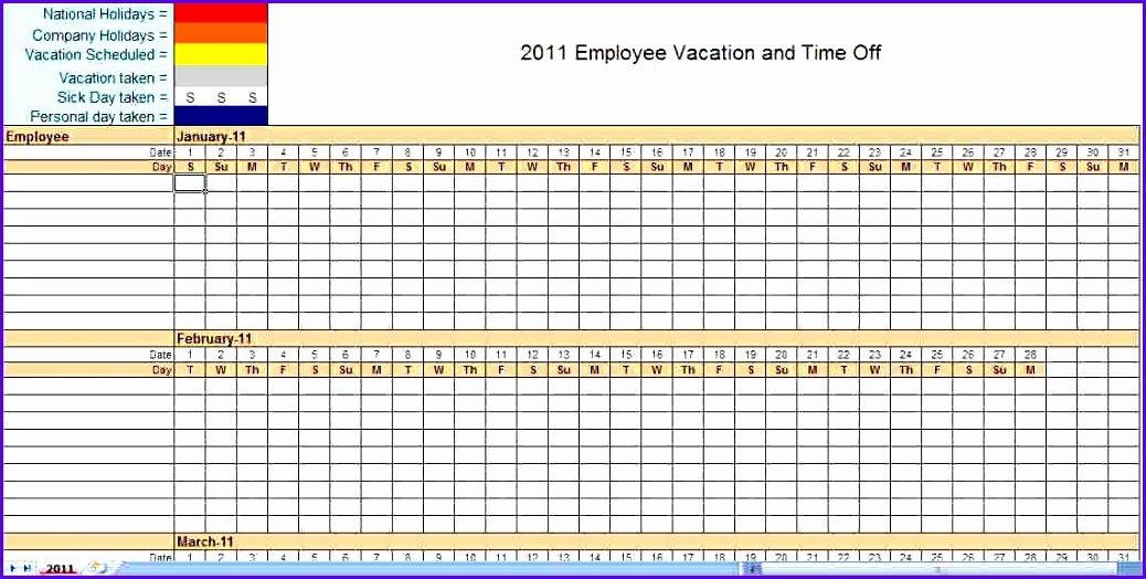 Monthly Employee Schedule Template Best Of 12 Schedule Template for Excel Exceltemplates