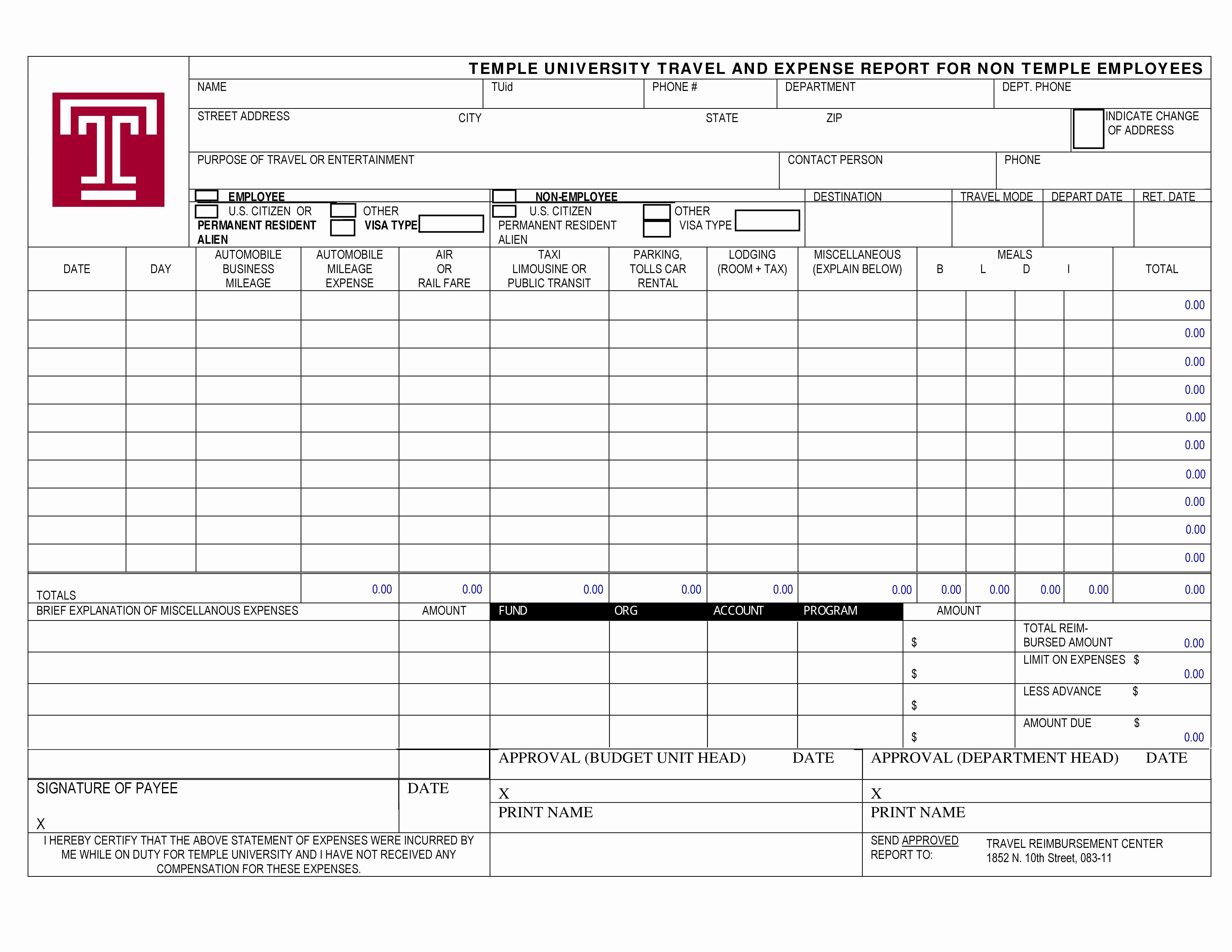 Monthly Expense Report Template Lovely Expense Report Sample