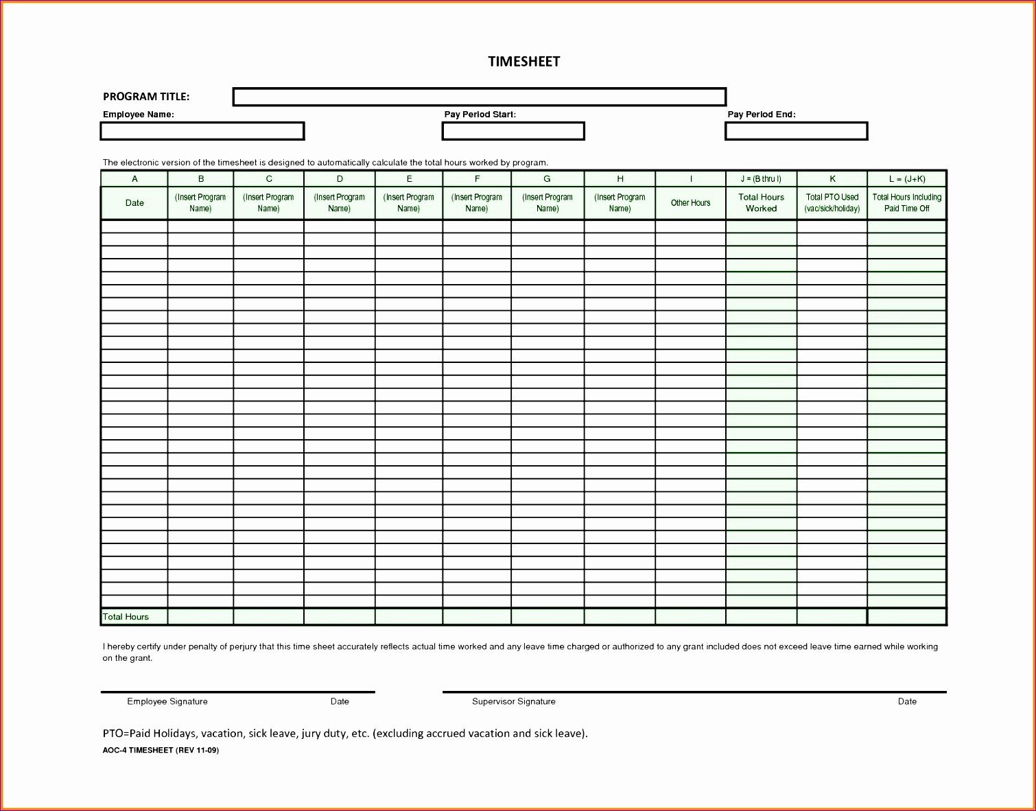 Monthly Timesheet Template Excel Unique 8 Semi Monthly Timesheet Template Excel Exceltemplates
