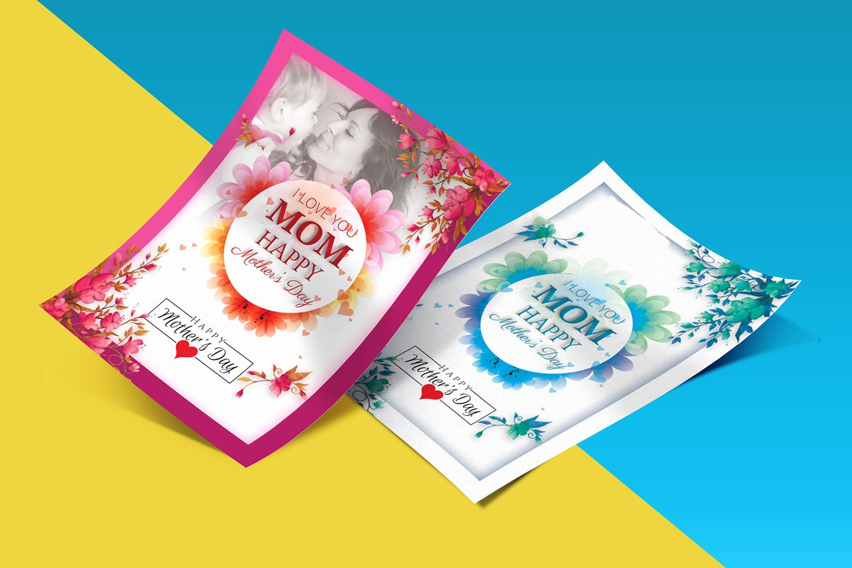 Mother Day Flyer Template Free Inspirational Free Happy Mothers Day Flyer Psd Template Creativetacos