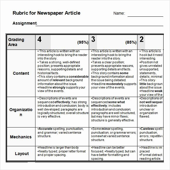 Newspaper Article format Template Inspirational Newspaper Article Template for Microsoft Word