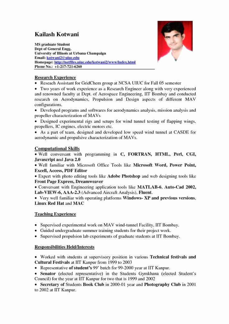 No Experience Resume Template Beautiful 11 Student Resume Samples No Experience