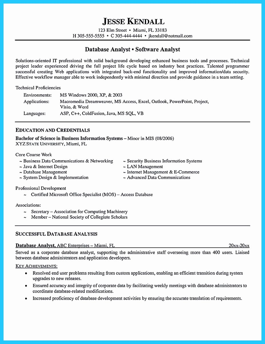 No Experience Resume Template Luxury High Quality Data Analyst Resume Sample From Professionals