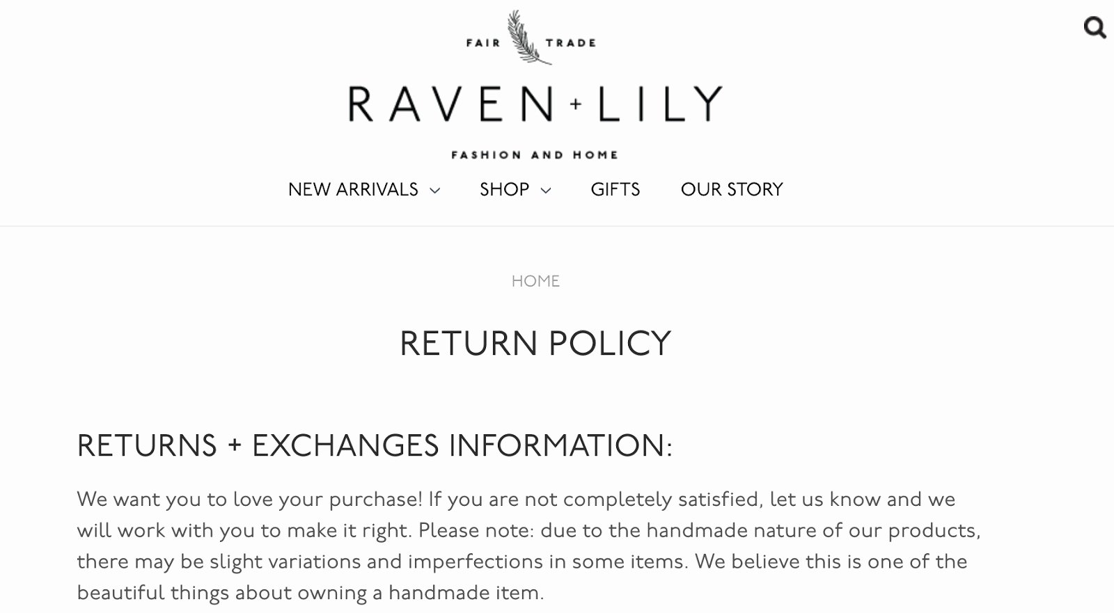 No Refunds Policy Template Lovely How to Write An E Merce Return Policy [template and
