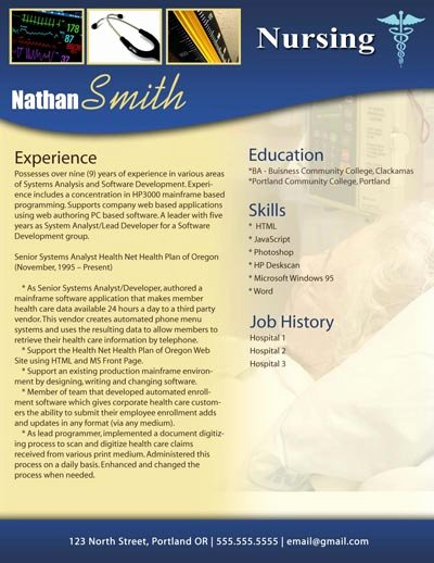 Nursing Resume Template Word Inspirational Free Resume Templates Download Microsoft Word Resumes