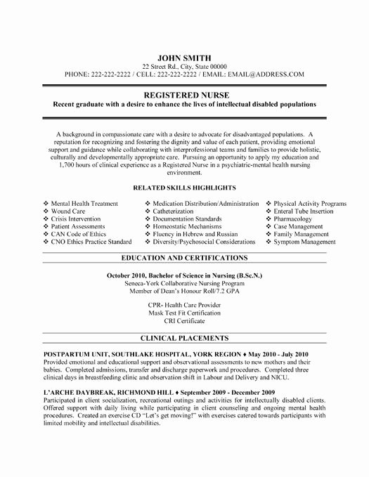 Nursing Student Resume Template Beautiful Here to Download This Registered Nurse Resume