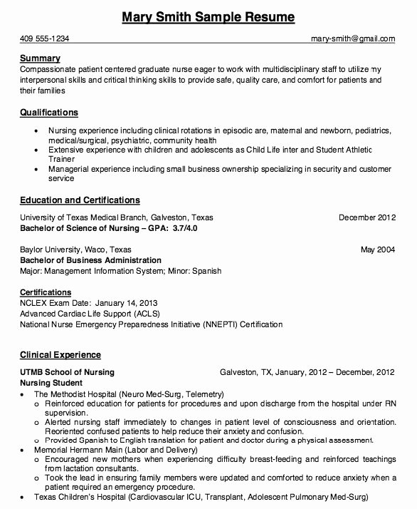 Nursing Student Resume Templates Best Of Pin by Ririn Nazza On Free Resume Sample