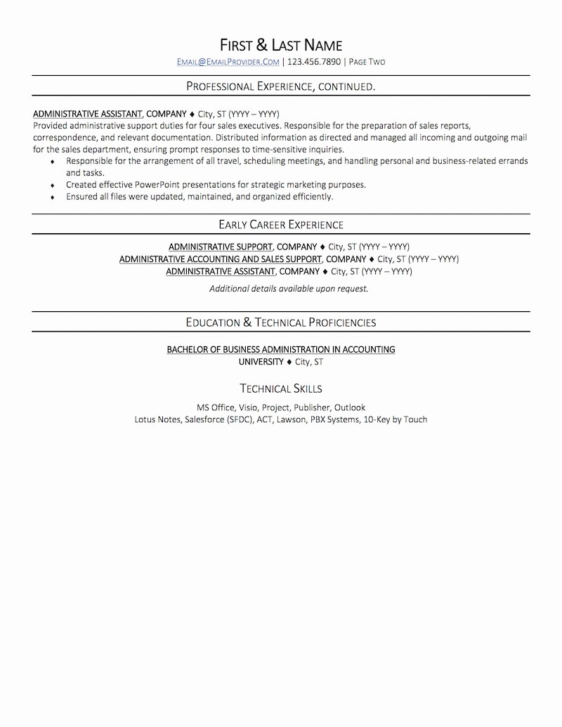 Office assistant Resume Template Unique Fice Administrative assistant Resume Sample