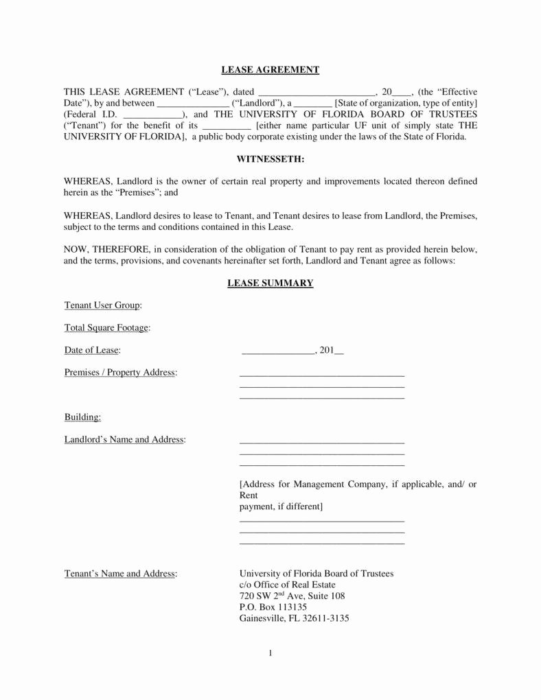Office Lease Agreement Template Beautiful 6 Fice Lease Agreement Templates Pdf Word