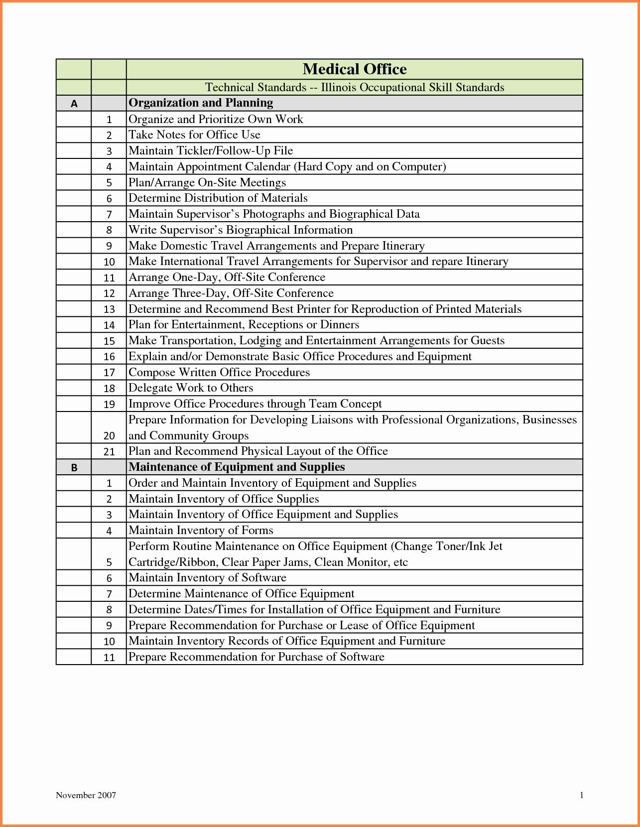 Office Supplies List Template Beautiful 10 Office Supply Spreadsheet