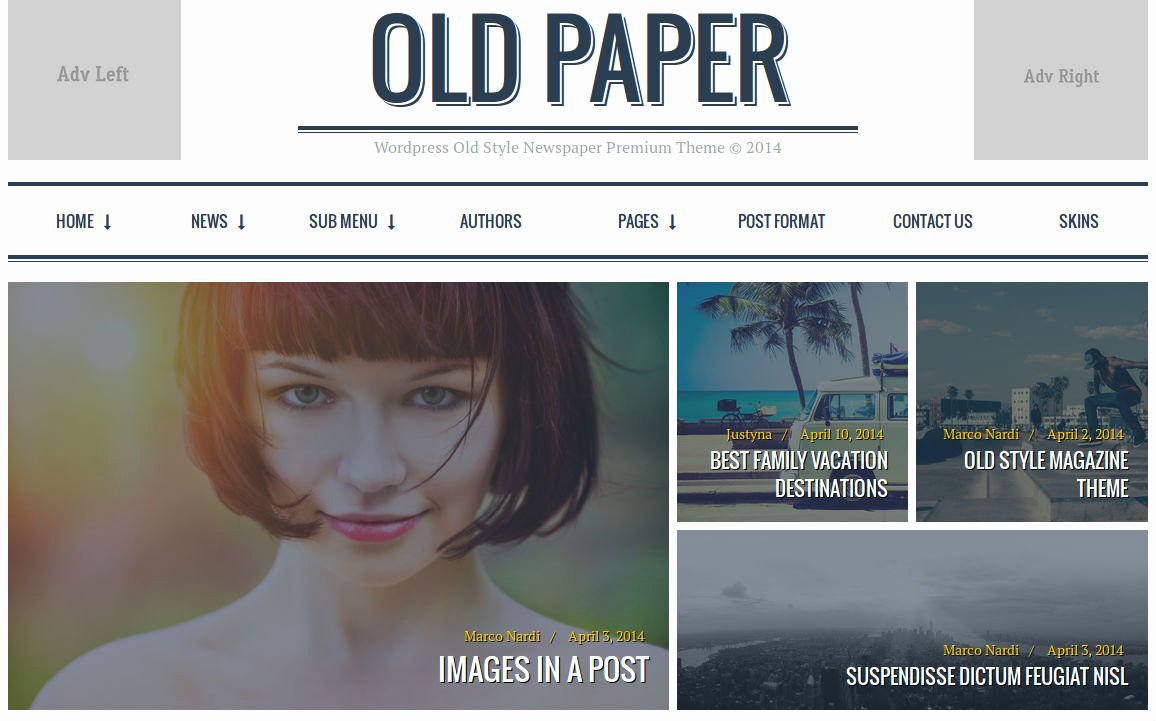 Old Time Newspaper Template Awesome 12 Best S Of Old Newspaper Wordpress theme Editable