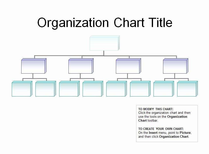 Organizational Chart Template Free Fresh organizational Chart Template Excel
