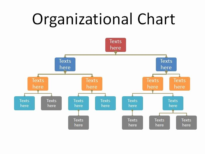 Organizational Chart Template Free Unique 40 organizational Chart Templates Word Excel Powerpoint