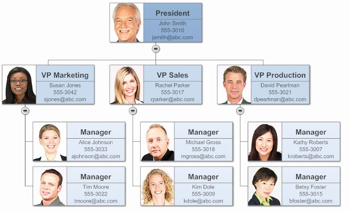 Organizational Chart Template Word Inspirational Make organizational Charts In Word with Templates From