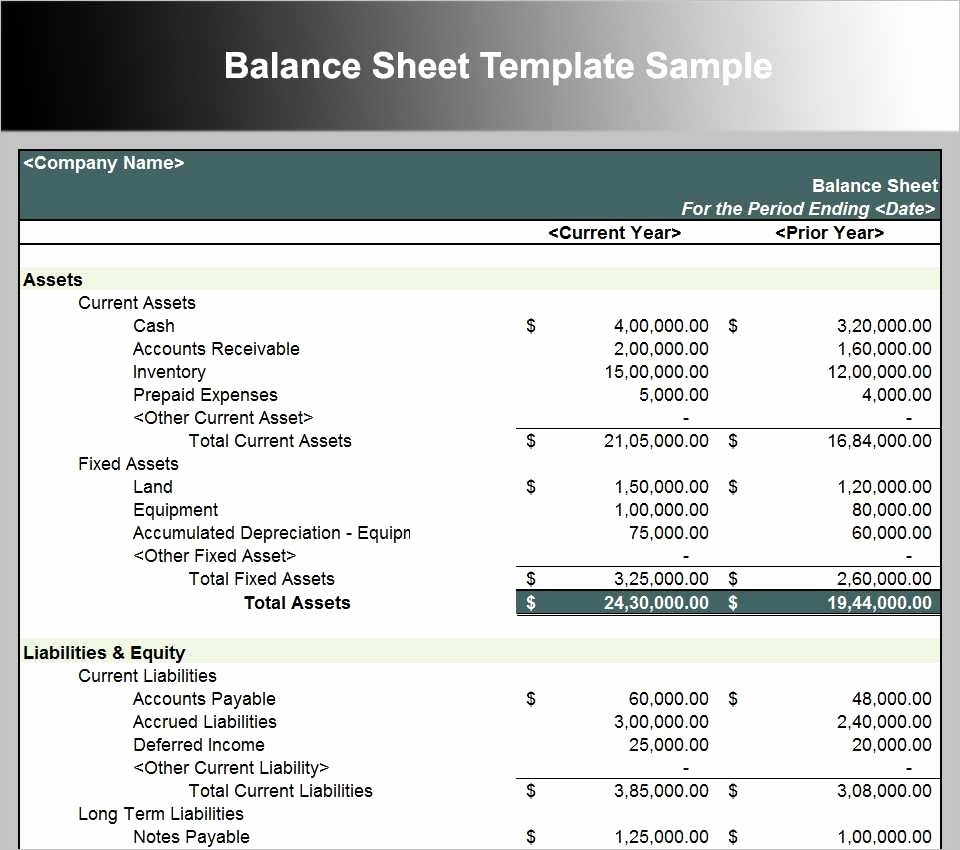 Personal Balance Sheet Template Excel Unique Pro forma Spreadsheet In Download Balance Sheet Template