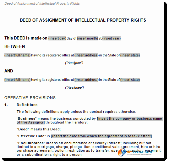 Personal Service Contract Template New Personal Service Contract assignment – Belgian Greetings