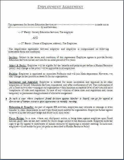 Personal Services Contract Template Elegant Free Printable Personal Training Contract Template form