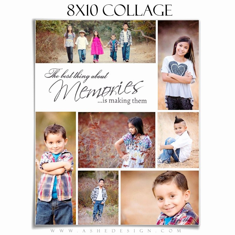 Photo Collage Template Word Awesome Family Collage Template tomorrow S Memories 1 8x10