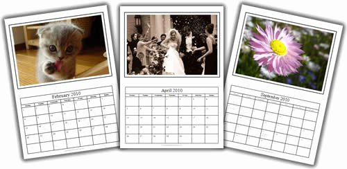 Photo Collage Template Word Awesome Free Calendar Template In Ms Microsoft Word format