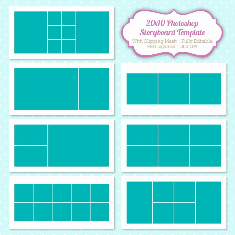Photo Collage Template Word Inspirational Shop Collage Template