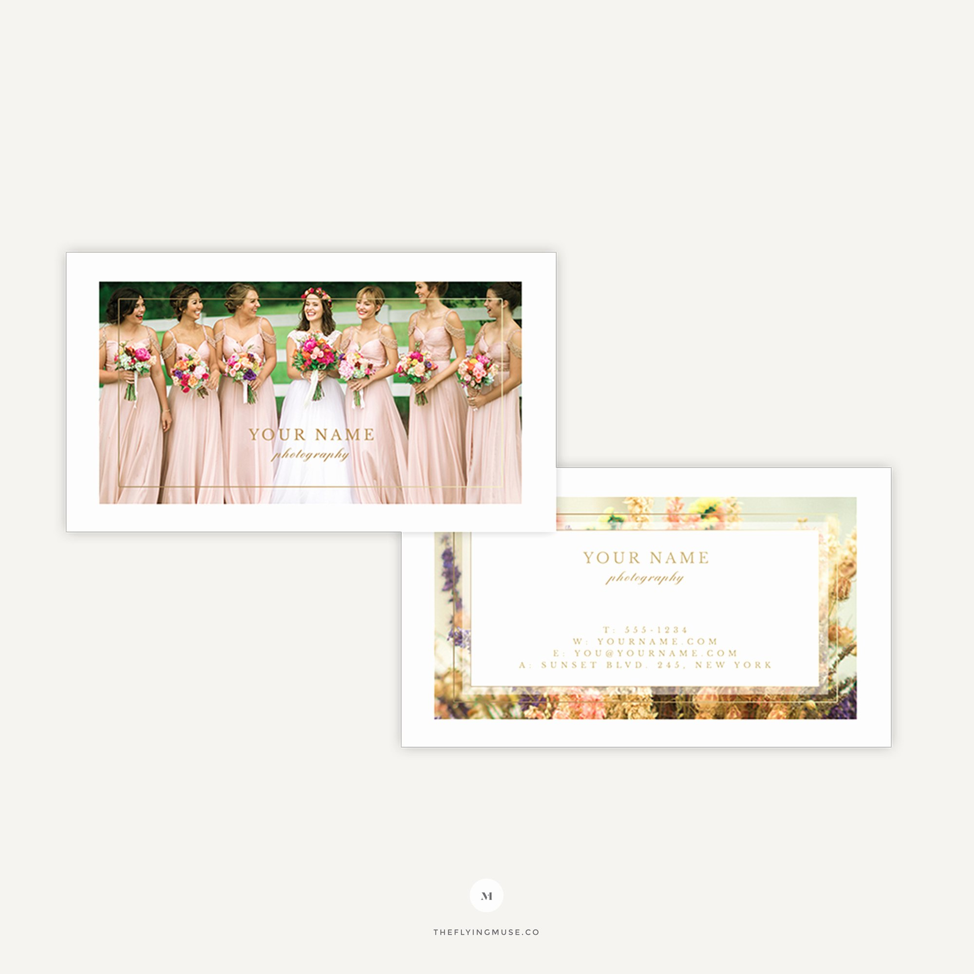 Photography Business Plan Template New Elegant Wedding Graphy Business Card Template the