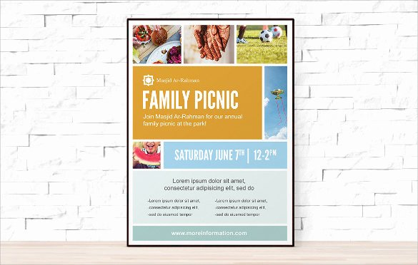 Picnic Flyer Template Free Lovely 21 Picnic Flyer Templates Word Psd Publisher