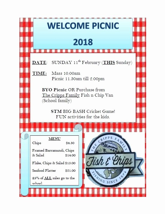Picnic Flyer Template Free New 45 Awesome Picnic Flyer Templates Free Download
