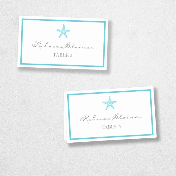 Place Card Templates Word Elegant Printable Place Card Template Instant Download Escort Card