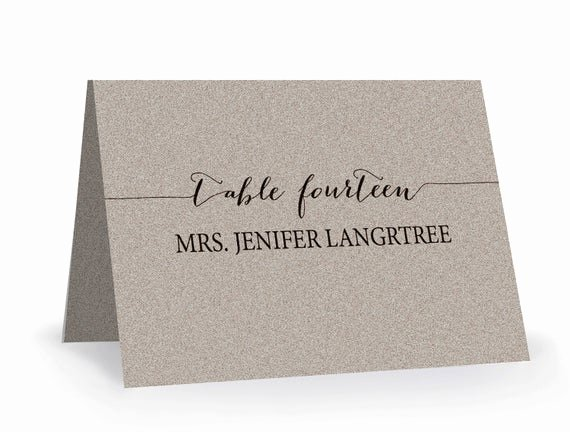 Place Card Templates Word Lovely Printable Place Card Template Editable Escort Word by Xobspoke