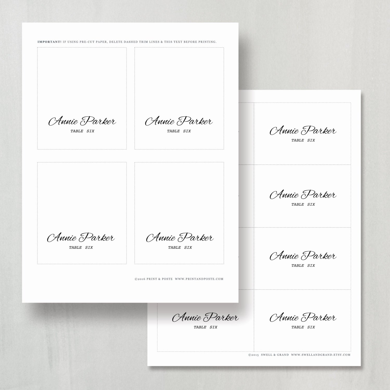Placement Card Template Word Lovely Printable Place Card Template Instant Download Calligraphy
