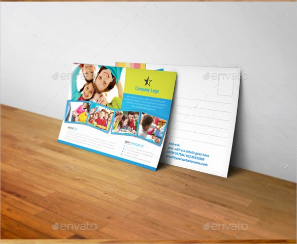 Postcard Template for Kids Awesome 20 Postcard Templates for Kids – Free Sample Example