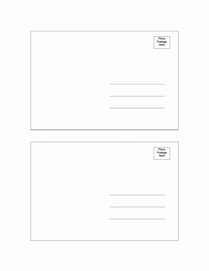 Postcard Template for Kids Beautiful Postcard Templates Free Template Avery 8387 3381