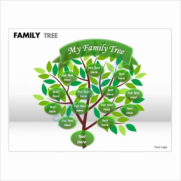 Powerpoint Family Tree Template Elegant 9 Powerpoint Family Tree Template Ppt