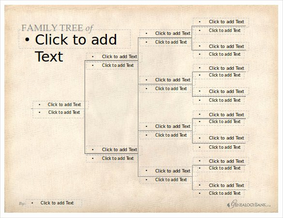 Powerpoint Family Tree Template Fresh Free Premium Powerpoint Templates and Backgrounds