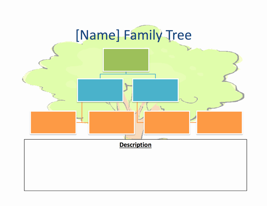 Powerpoint Family Tree Template Lovely 42 Family Tree Templates for 2018 Free Pdf Doc Ppt