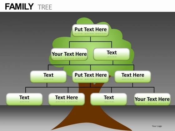 Powerpoint Family Tree Template Luxury Free Editable Family Tree Template