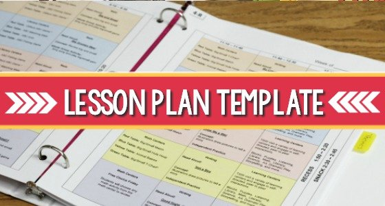 Pre Kindergarten Lesson Plan Template Awesome Printable Lesson Plans for Preschool Pre K and Kindergarten