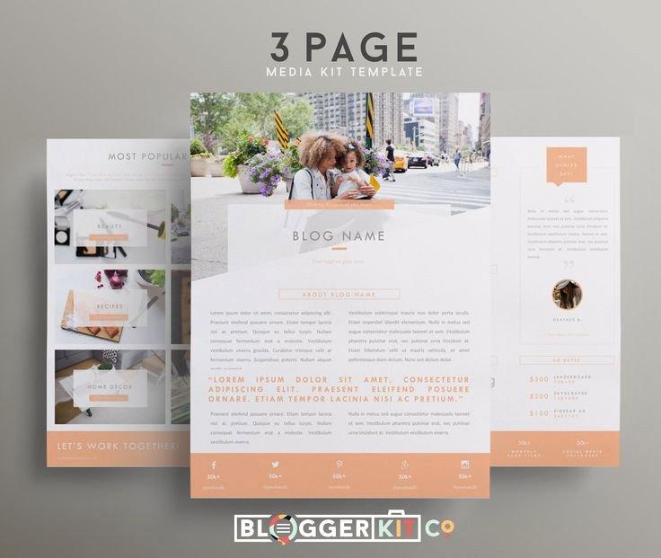 Press Kit Template Word Elegant 32 Best Media Press Kit Templates Images On Pinterest