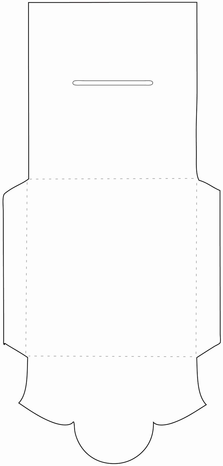 Printable Envelope Template Pdf New 17 Best Ideas About Envelope Templates On Pinterest