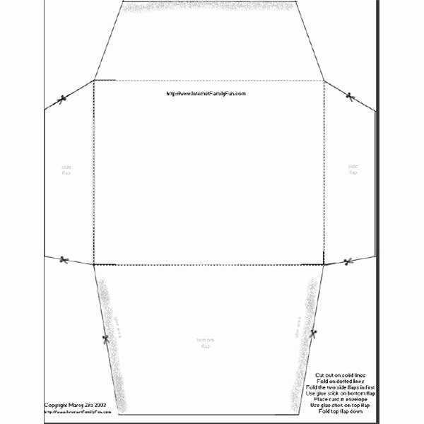 Printable Envelope Template Pdf New where to Download Patterns for Making Envelopes