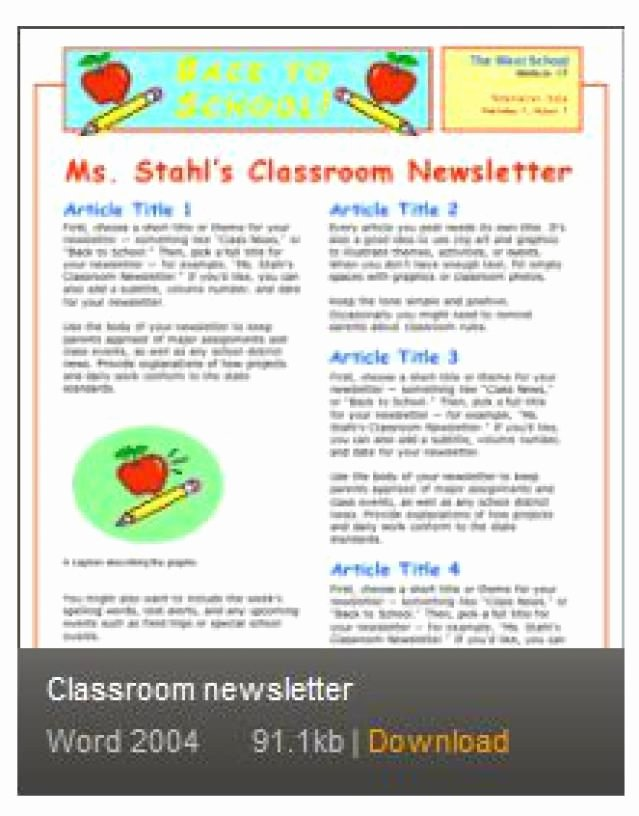 Printed Newsletter Templates Free Luxury where Can I Find Free Newsletter Templates for Print and
