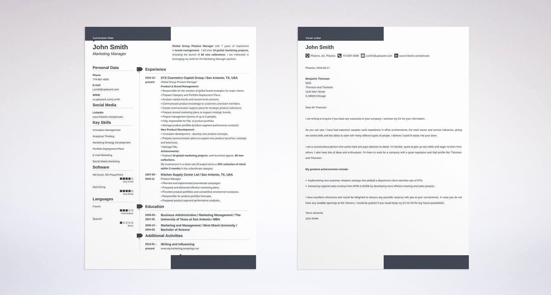 Product Manager Resume Template Fresh Product Manager Resume Sample and Plete Guide [ 20