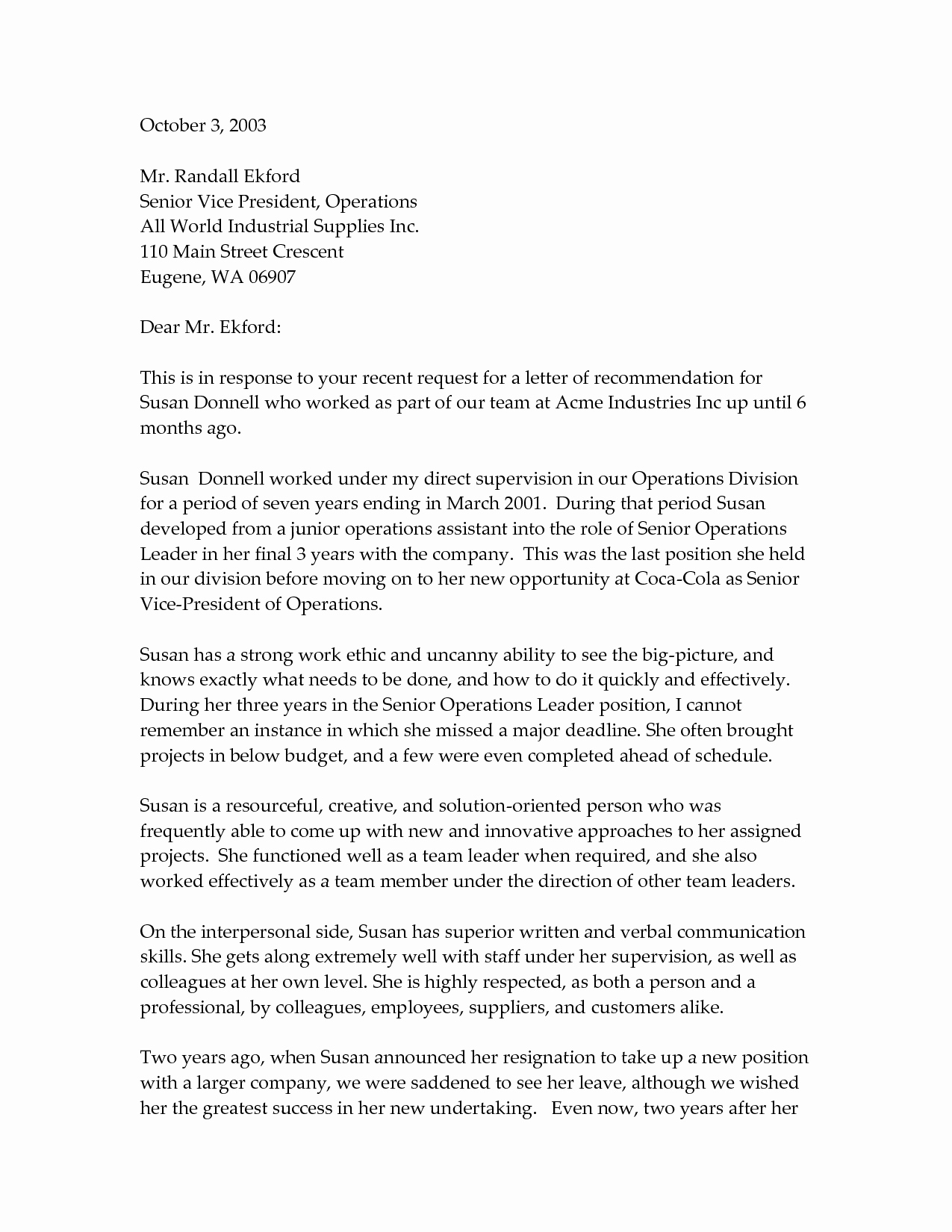 Professional Reference Letter Template Beautiful Best S Of Free Sample Business Letter