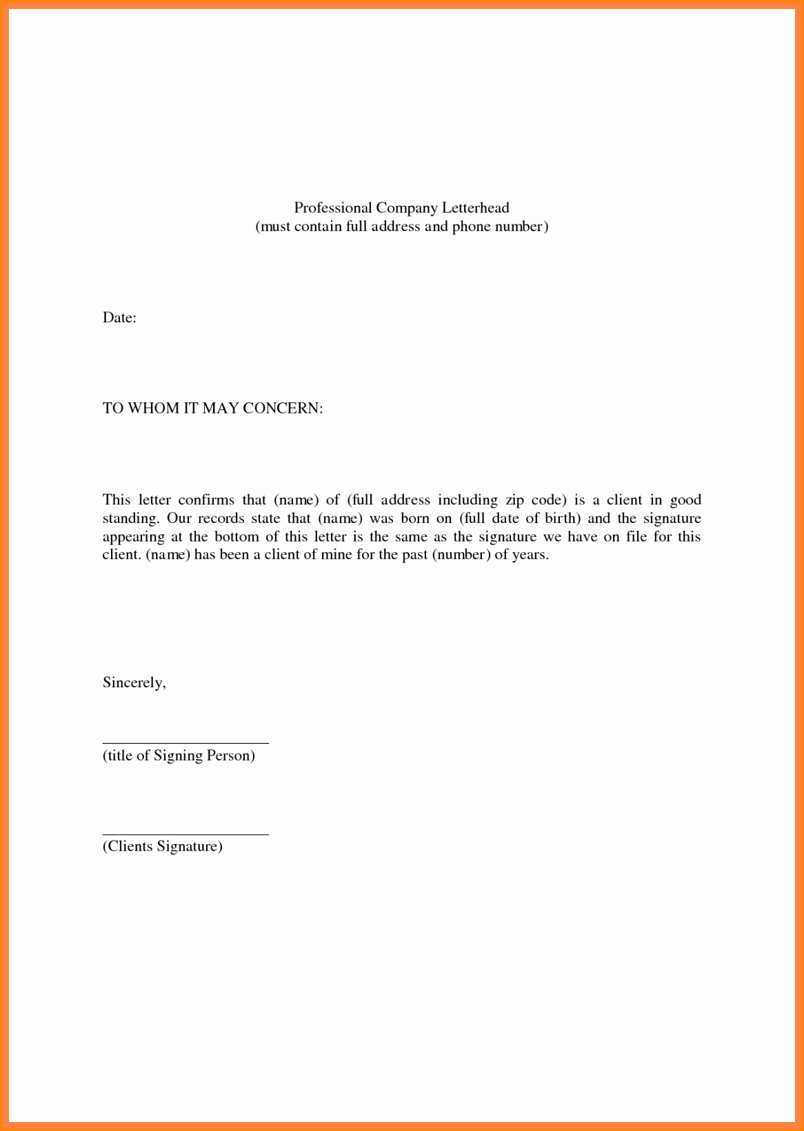 Professional Reference Letter Template Word Best Of 5 Salary Increment Letter format In Word