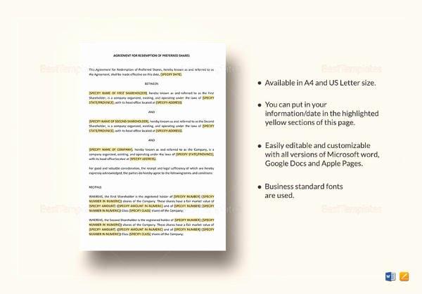 Profit Sharing Plan Template Beautiful 14 Profit Sharing Agreement Templates