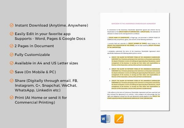Profit Sharing Plan Template Beautiful Sample Profit Sharing Agreement 12 Examples format