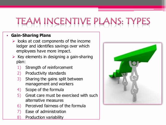 Profit Sharing Plan Template Best Of Pay for Performance Plan