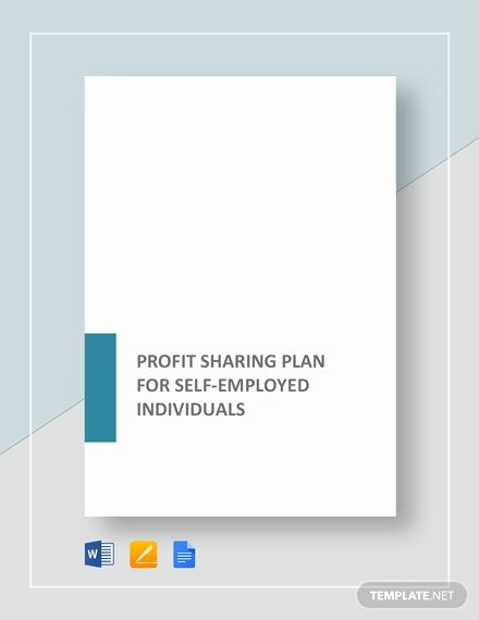 Profit Sharing Plan Template Lovely 9 Revenue Sharing Agreement Templates Google Docs Word