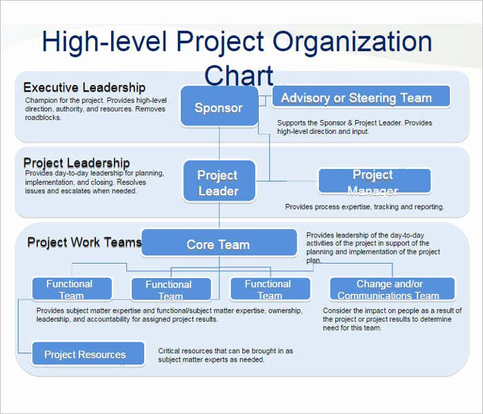 Project organization Chart Template Inspirational Custom Essay order It Disaster Recovery Plan Template
