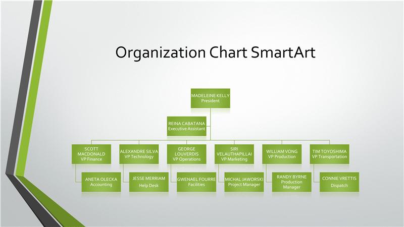 Project organization Chart Template New Fice Chart Templates